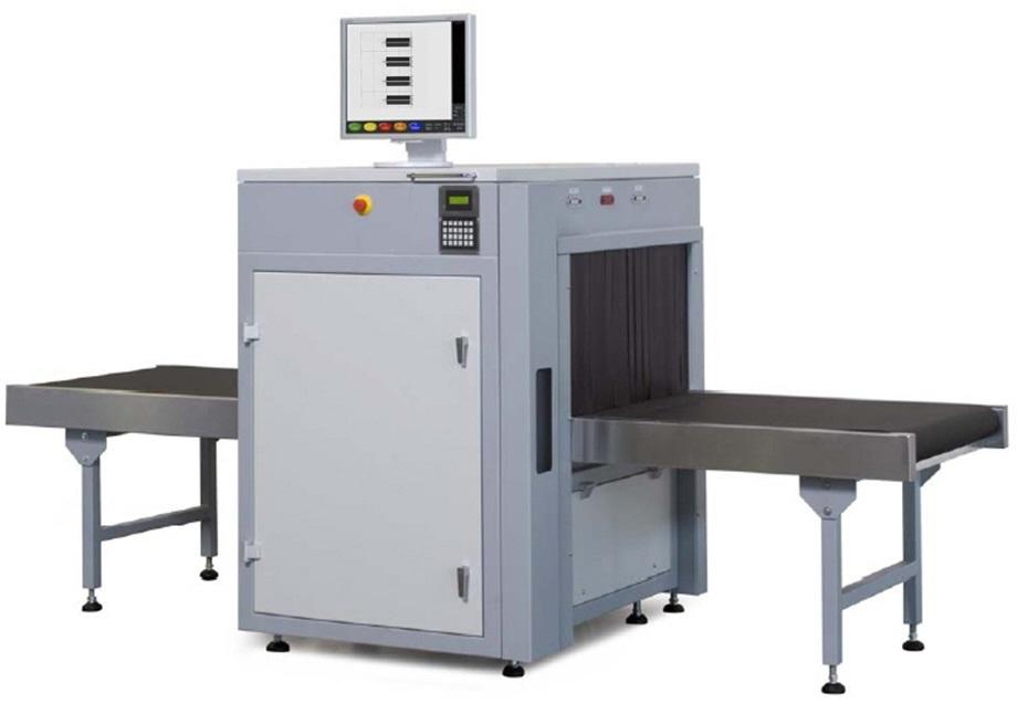 Durchlauf-Röntgenanlage