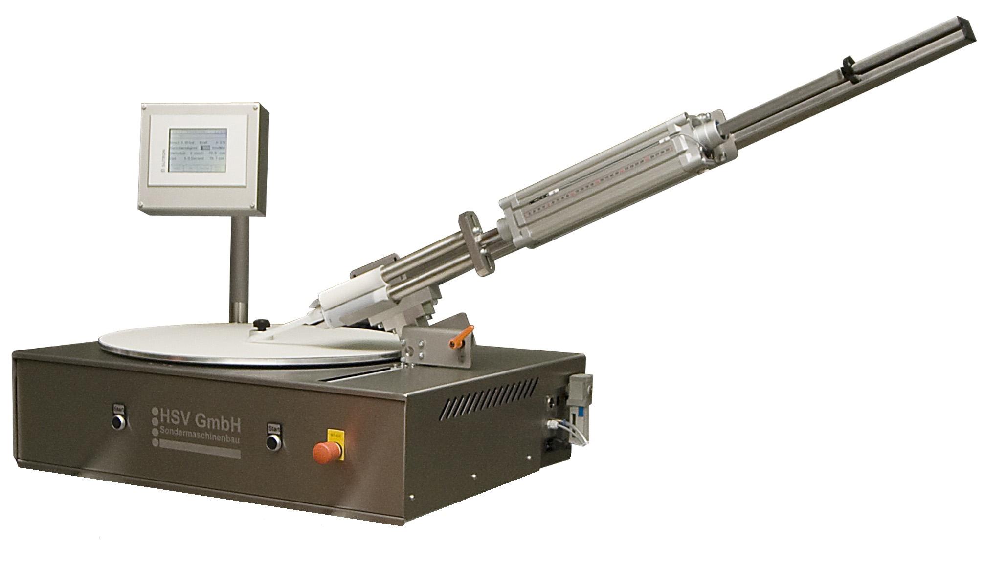 Cartridge testing device